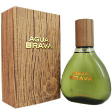 Agua Brava Men by Puig 3.4 oz EDC Eau de Cologne Spray New in Box NIB