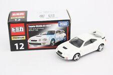 Takara Tomy Tomica Premium no.12 Toyota Celica GT-FOUR GT-4 1/62 Diecast Toy Car