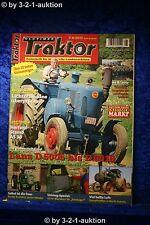 Oldtimer Traktor 7-8/11 Lanz D 5006 bis D 6016 Bucher B 1500 Deutz D 50 LIMA