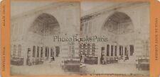 Syrie Maison juive de Stambouli Juif Stereo BONFILS Vintage albumine ca 1870