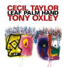 Cecil Taylor & Tony Oxley - Leaf Palm Hand (CD NEU!) 4250079757961