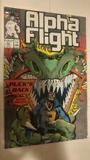 Alpha Flight #59 June 1988 Marvel Comics