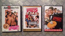 American Pie 1+2+3 Bonus Edition Ungekürzt Jetzt wird Geheiratet Paket Set