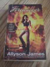 ALLYSON JAMES - FIREWALKER