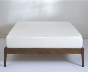 10 Inch Deluxe Gel Memory Foam Mattress Bed Twin Pressure Relief Soft Cover New