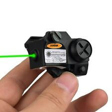 Shockproof Micro Real Green Laser Sight for Subcompact/Compact Pistol Hunting