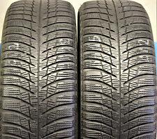 2x Winterrreifen Bridgestone Blizzak LM001 205/55 R16 94H XL M+S 5,5mm C12