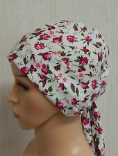 Cancer hair loss head scarf chemotherapy head wear chemo bonnet cap alopecia