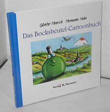 Das Bocksbeutel-Cartoonbuch - Günter Henrich - Hermann Hehn
