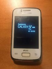 Samsung Galaxy Y Duos GT-S6102 - Pure White (Unlocked) Smartphone