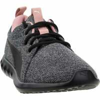 Puma Carson 2 Knit  Casual Running  Shoes - Black - Womens