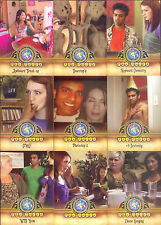 THE GUILD TELEVISION SHOW 2012 CRYPTOZOIC COMPLETE BASE CARD SET OF 63 TV