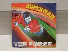 THE FORCE Superman version disco SPL 45003