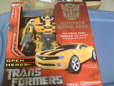 Transformers ULTIMATE Bumblebee MOVIE 1st  NEW FREE SHIP US