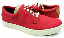 Timberland Shoes Earthkeepers 2.0 Cupsole Ox Red Sneakers Size 8.5 EUR 42