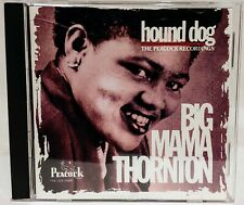 Big Mama Thornton :  Hound Dog: The Peacock Recordings (CD)