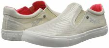 Women's Replay Driver Low-Top Slip On Trainers Size UK 4/ EU 37 RRP: £59.99
