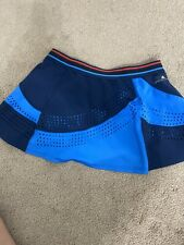 ADIDAS WOMEN'S STELLA MCCARTNEY Barricade TENNIS SKORT Sz M