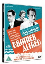 BROTHER ALFRED. Gene Gerrard, Molly Lamont. New Sealed DVD.