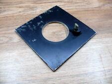 Beseler  23C/45M enlarger lens board  with 39mm lens hole.