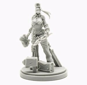 30mm Resin Kingdom Death Champion Weaponsmith Only Figure WH299