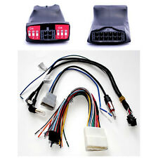 Crux SWRNS63U Radio Replacement W/swc Retention For Select Nissan 2007-2012