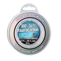Savage Gear new 100 % Soft Fluoro carbon  crazy price