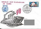SST 2443 Grossenbrode 23.8.1983 T.d.o.T. Marineküstenschule Bundeswehr