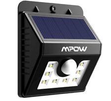 Security Night Garden Light 3 Intelligent Modes Pathway Outdoor Waterproof Lamps