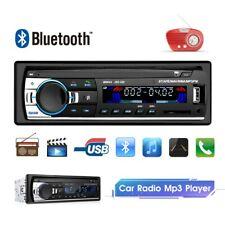 1DIN Bluetooth Autoradio MP3 radio de coche manos libres car USB TF AUX + Cuadro