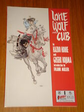 LONE WOLF AND CUB VOL 8 FIRST PUBLISHING KAZUO KOIKE GRAPHIC NOVEL 0915419173