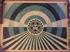 Shepard Fairey Signed/numbered Print Sold Out