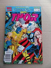 Thor Annual 17 .  Citizen Kang -  Marvel 1992 -   FN / VF