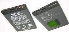 NEW & Genuine NOKIA BL 4S Battery X3-02 2680 & 3600 Slide 3710 Fold 7020 7610S