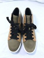 Coach Mens High Top Suede Shoes Size 10.5 US Sneakers G1420 (3)