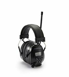 Radio Ear Defenders, with Stereo Headphone Jack for Working and Industrial,SNR