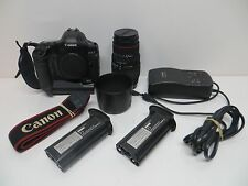 Canon EOS-1 D Mark II Digital Shutter count 27500