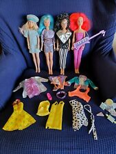 Jem And The Holograms Dolls Figures Lot Set