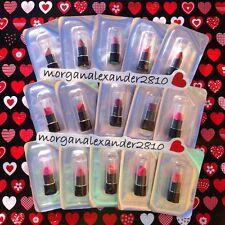 AVON Mini Perfectly Matte Lipstick Travel Samples x 20 BNIP