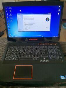 "ALIENWARE M17x R4 17,3"" FHD Kult Gaming Notebook i7 GTX 675m 500GB HDD"