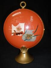 RETRO VINTAGE ASIAN TRIPLE LEVEL SERVER ART DECO LAQUERWARE JAPAN