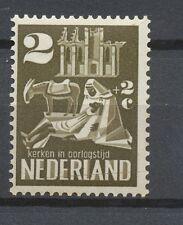 Nederland  556 P ongebruikt