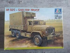 M925 Shelter truck Italeri 1/35