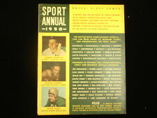 1950 Sport Annual Magazine – Tommy Henrich, Ezzard Charles, Leon Hart Cover