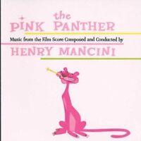 Henry Mancini (Orch.) Pink Panther (soundtrack, 1963/89; 12 tracks) [CD]