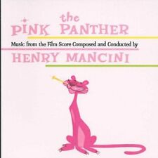 Henry Mancini (Orch.) Pink Panther (soundtrack, 1963/89; 12 tracks) [CD]