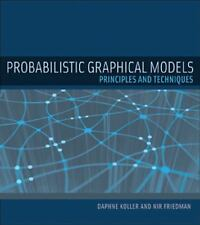 Probabilistic Graphical Models, , Koller, Daphne, Very Good, 2009-07-31,