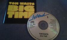 CD TOM WAITS -BIG TIME / 1988 / TOP
