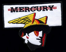 Mercury Patch Automotive Merc Hot Rod Mechanic Sales Service