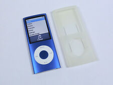 Apple iPod Nano 8GB 4th Gen Generation Blue MP3 WARRANTY VGC